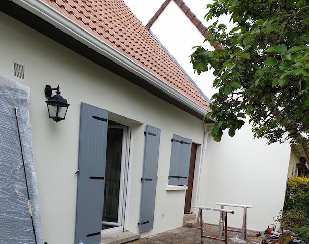 Travaux de rénovation extérieure à Sucy-en-Brie, Brie-Comte-Robert, Serris